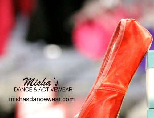 Misha's has dancer HOLIDAY Gifts Galore!
