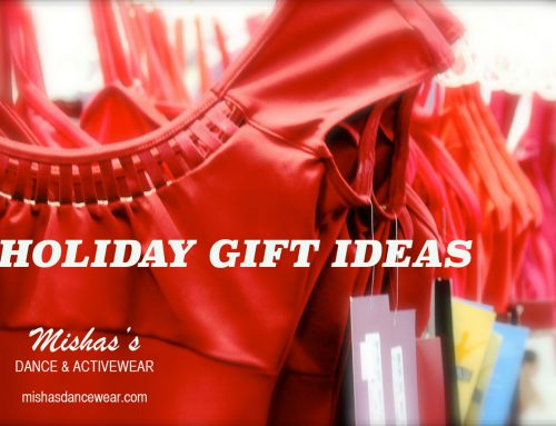 Misha's for your Holiday Gift List! ~ Dance + Activewear