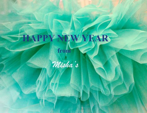 Misha's sends out a big Happy New Year!
